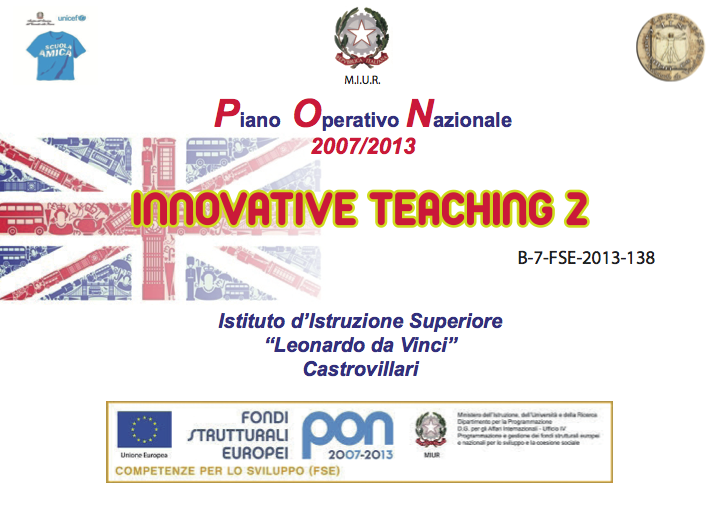 banner Innovative teaching